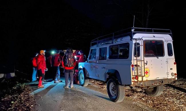 Планински спасители оказаха помощ на опериран наскоро турист