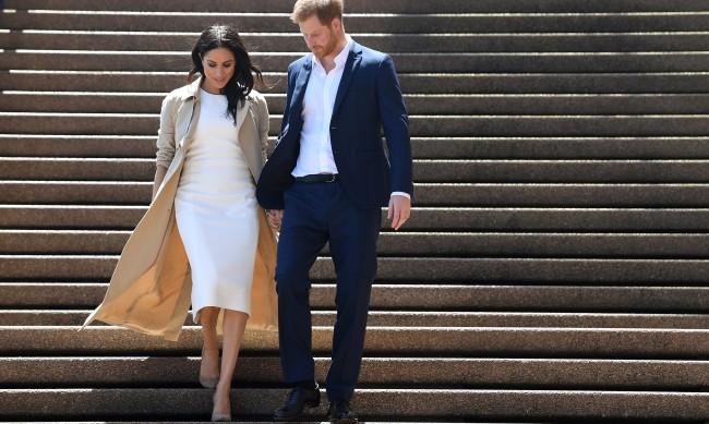 Кралицата няма да гледа интервюто на Хари и Меган