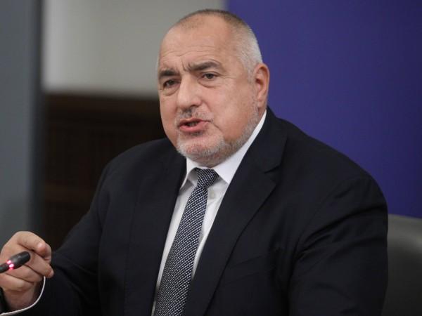 Бойко Борисов честити 8 март на нежия пол в социалните