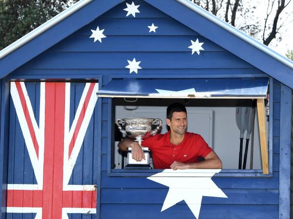 Новак Джокович започна днес 311-ата си седмица начело на световната