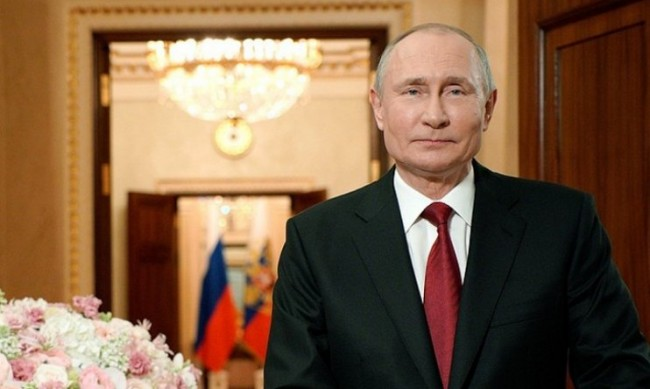 Путин поздрави жените за 8 март и специално жените-медици