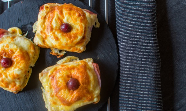 Рецептата Dnes: Хавайски тост с ананас