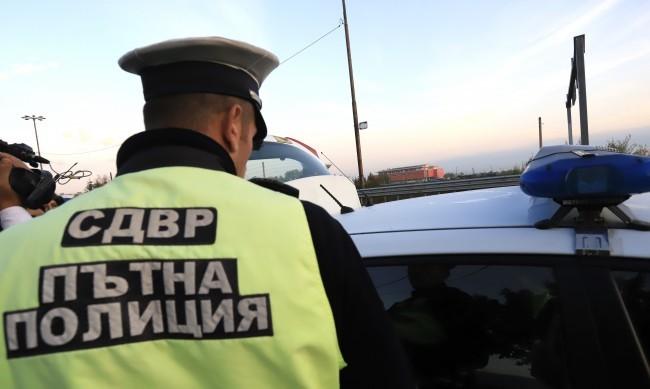 """""""Пътна полиция"""" с поредна акция на пътя"""