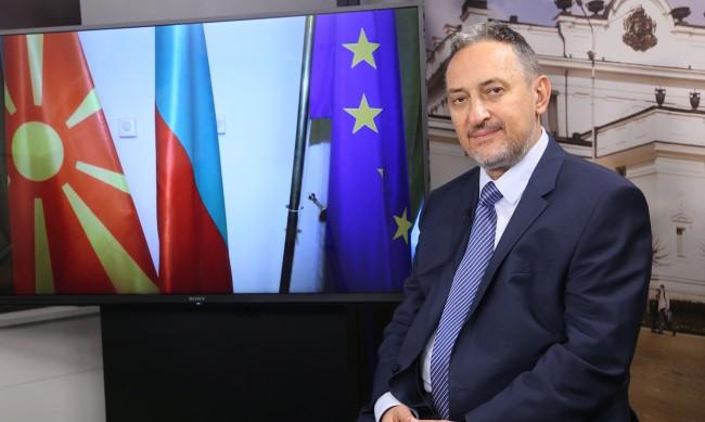 Георгиевски: Всички писма на Гоце Делчев са на български език