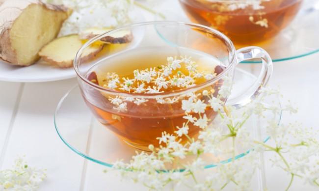 Чайове, богати на витамин С