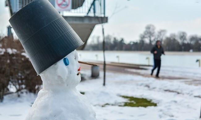 Отминаващата си зима – най-топлата в София