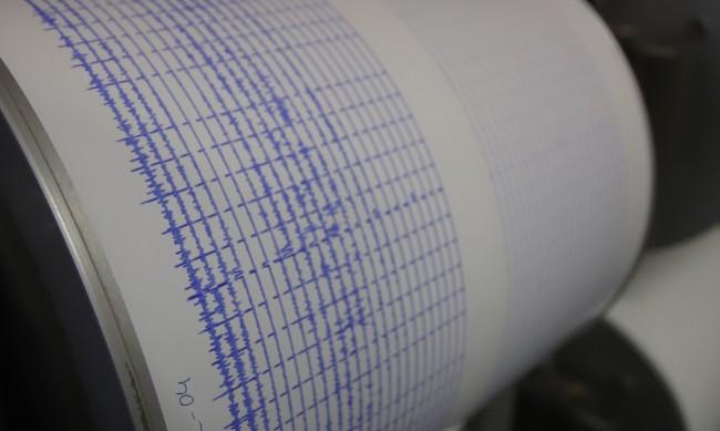 Земетресение с магнитуд 4 разлюля Източна Турция