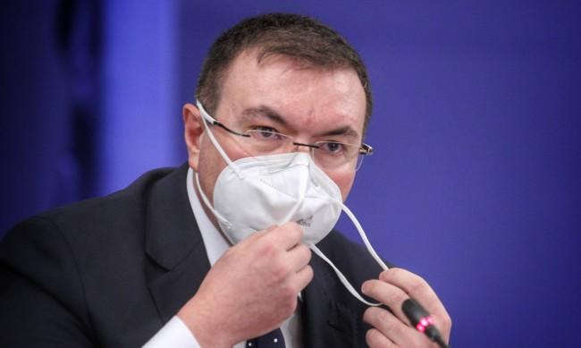 Министър Ангелов: Прекратявам предизборната си кампания