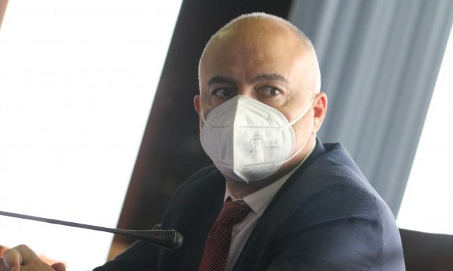 Георги Свиленски е в болница с COVID-19