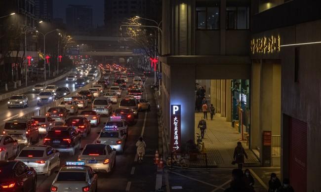 365% ръст на продажбите на нови коли в Китай