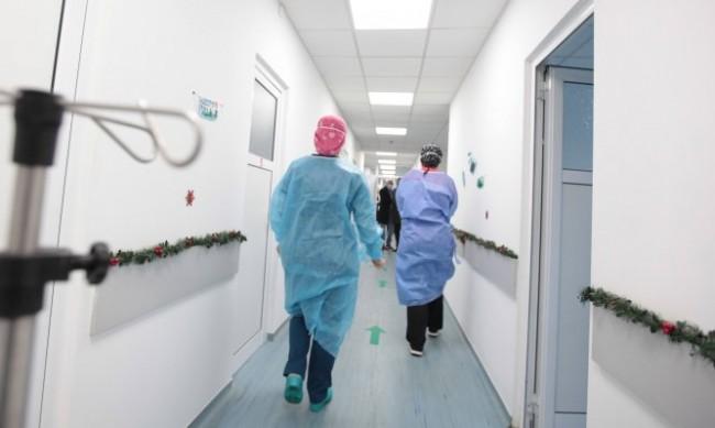 Софийските болници увеличават с 20% леглата в COVID отделенията