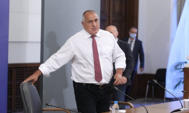 Борисов: Ден за смирение и надежда. Прощавам на всички, простете и Вие!