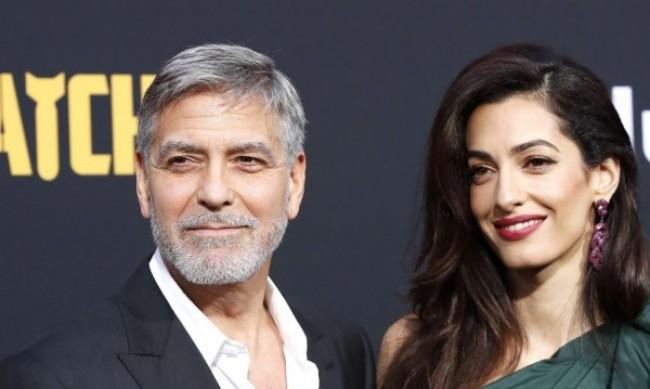 Джордж Клуни обмисля да напусне Холивуд
