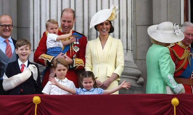 Децата на Кейт и Уилям почетоха принцеса Даяна