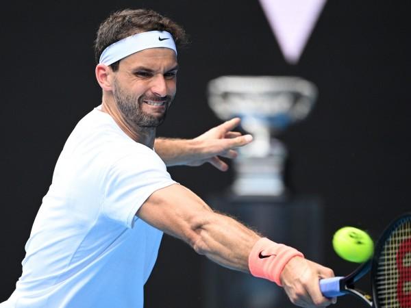 Най-добрият български тенисист Григор Димитров стартира успешно участието си на