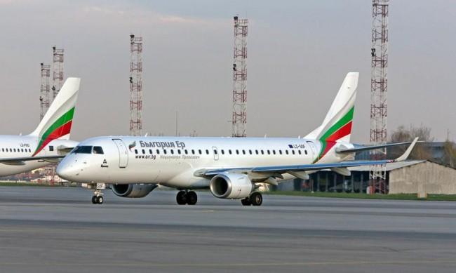 """""""България Еър"""" ще оперира три въздушни линии до Египет"""