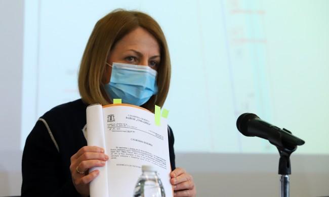 Ситуацията в София – тежка, над 2100 са в болница