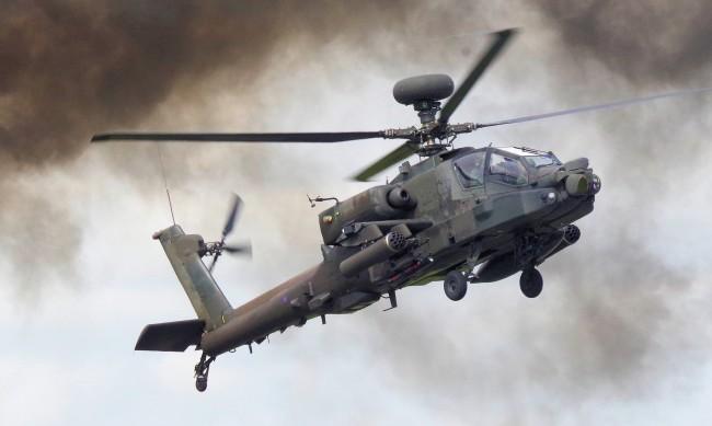 Хеликоптер катастрофира в Афганистан, има загинали военни