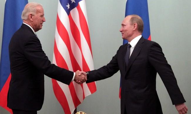 """Джо Байдън нарече Путин убиец, а руският лидер му пожела """"много здраве"""""""