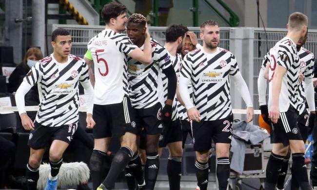 Манчестър Юнайтед изхвърли Милан от ЛЕ