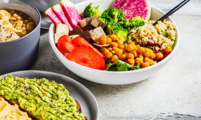 Ползи и рискове за здравето от веган храненето