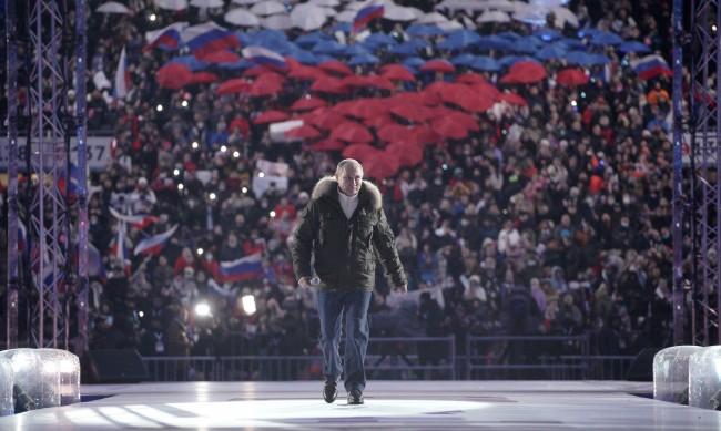 Русия национализира земите на чужденци в Крим