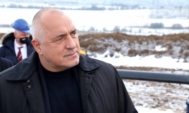 Борисов: 100% енергийно независими сме, никой няма да ни спира кранчето -  Последни Новини от DNES.BG
