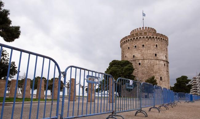 Ограниченията за влизане в Гърция в сила до 5 април
