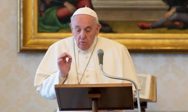 Папата: Мафията се възползва от пандемията!