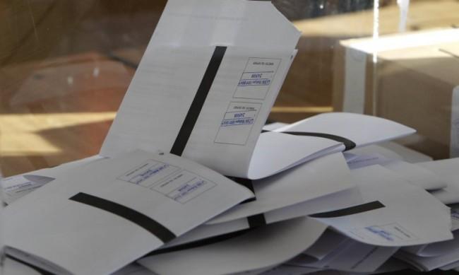 ГЕРБ води със 7% на БСП, ВМРО и ДБ минават бариерата