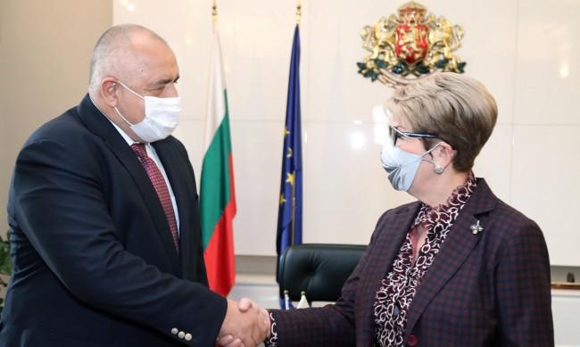 Борисов: Държим на открит и взаимноизгоден диалог с Русия