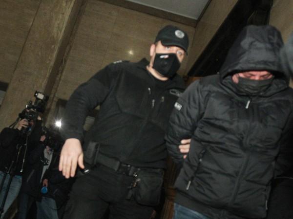 Снимка: Димитър Кьосемарлиев, Dnes.bg Съдът остави за постоянно в ареста