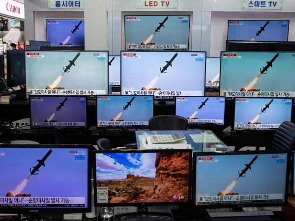 Северна Корея е извършила първия си тест на оръжие, откакто