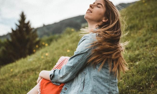 Хит: Коса в цвят печен карамел