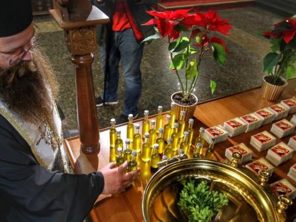 Православната църква чества един от големите християнски празници - Благовещение.