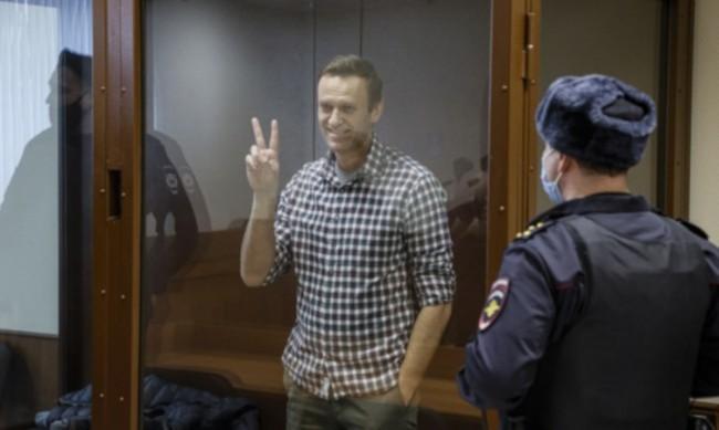 ЕС призова: Освободете Навални незабавно