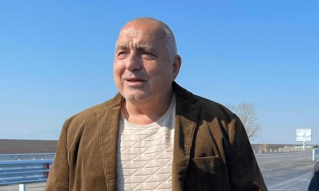 Борисов: Няма грешка в програмите, изпълнявани с европари