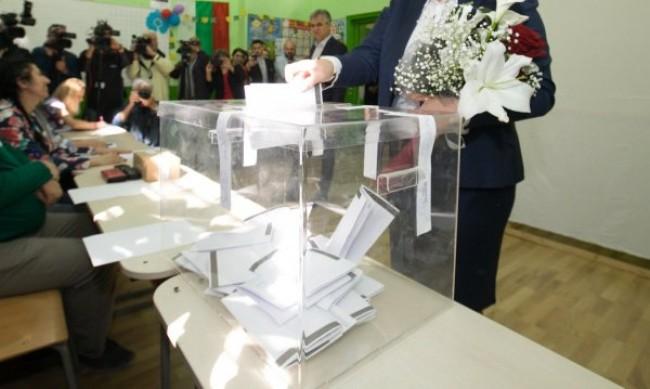Епидемията изгони избирателите от урните, 6 сигурни партии в НС