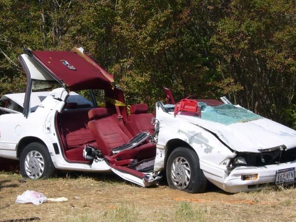 Пътно-транспортните произшествия със скъпи и мощни автомобили се случват често,