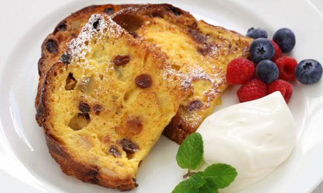 Рецептата Dnes: Френски тост с панетоне