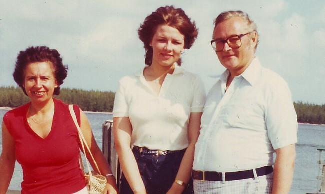 Как младата Иева разбира, че баща й е шпионин на СССР?