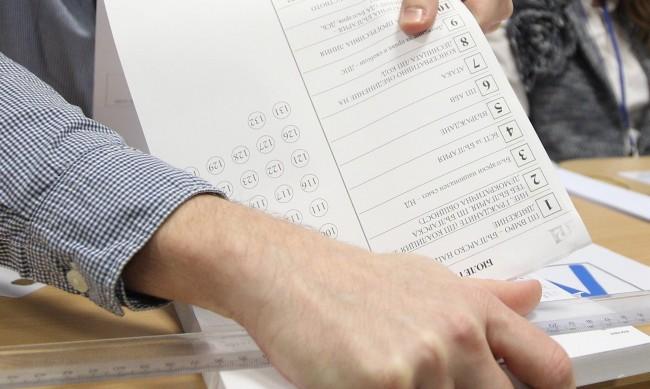 Дълги опашки за гласуване и в Турция, няма дистанция