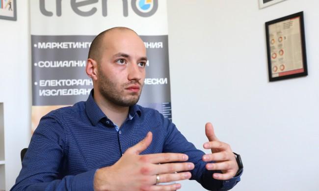 Сложен ще е процесът по съставяне на кабинет, смята Димитър Ганев