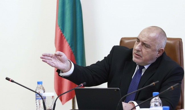 Борисов: Ометохме всички, нямаме алтернатива и до ден-днешен