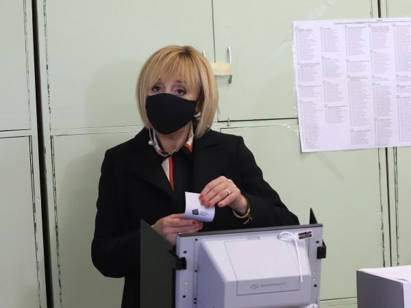 Отново се готви похищение на вота. Ще влезем в зала