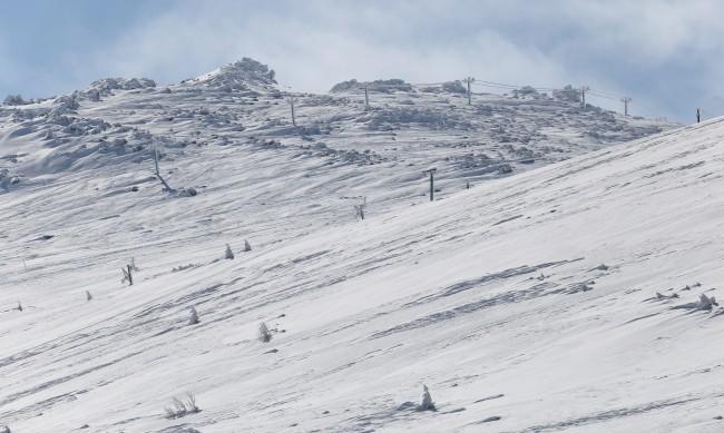 Лавинна опасност в преходния и алпийски пояс над Банско
