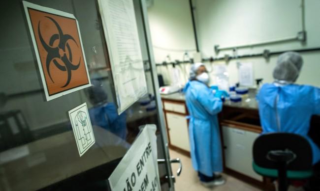 Бразилският щам на COVID-19 три пъти по-смъртоносен за младите