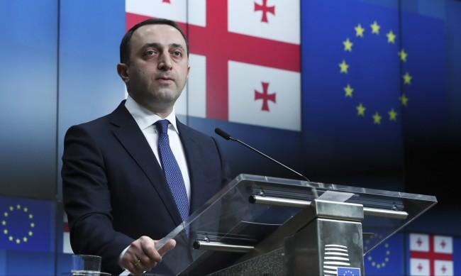Премиерът на Грузия е с коронавирус - работи, но дистанционно