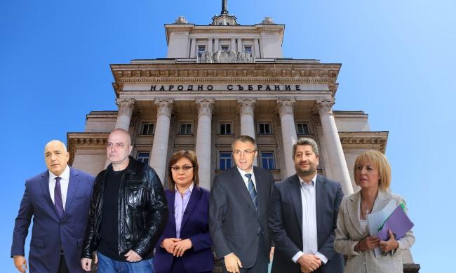Боряна Димитрова: Ще има преходен парламент с кратък живот