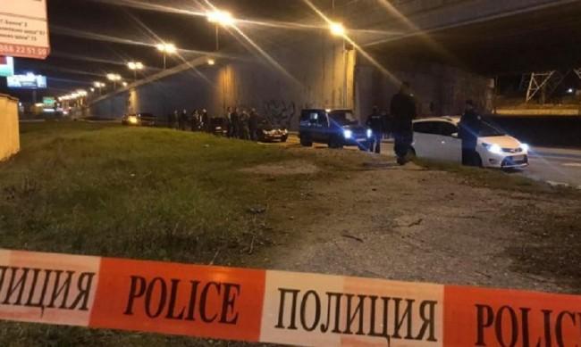 """Убитият на  """"Симеоновско шосе"""" е 46-годишният Николай Дракополов"""